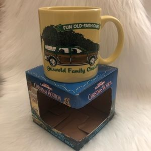 National Lampoon's Christmas Vacation Movie Mug 🎄